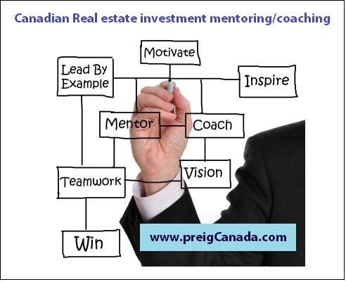 Real Estate Investment Mentoring