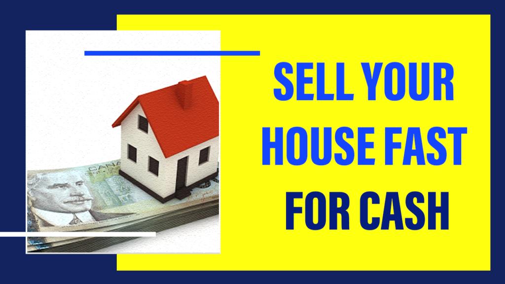 We Buy houses in Barrie Cash